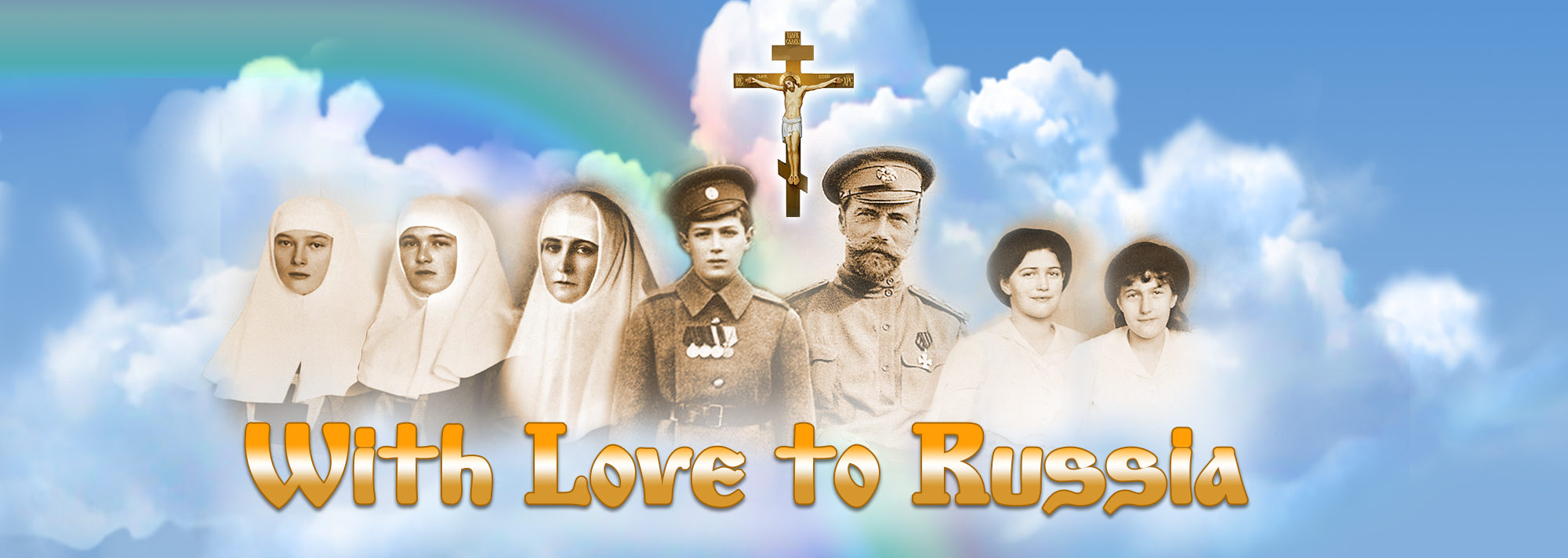 With Love to Russia